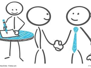In Bewerbungsgesprächen überzeugen
